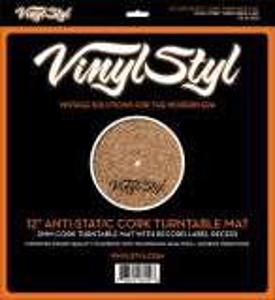 Tapete de cortiça antiestático Vinyl Styl