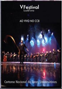 V Festival Luz & Tuna - Ao Vivo CCB (DVD)