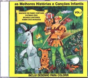 As Melhores Histórias e Canções Infantis Vol. 1