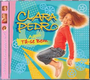 Clara Pedro - Aqui Tá-se Bem