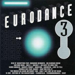 Euro Dance 3 - Vários (Duplo)