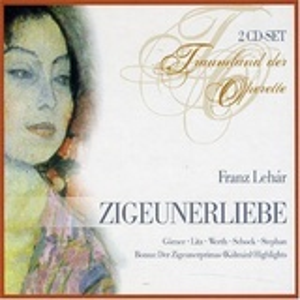 Franz Lehar - Zigeunerliebe (2CD)