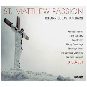 Johann Sebastian Bach - St. Matthew Passion (3CD)