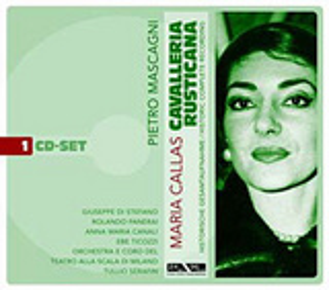Maria Callas - Cavalleria Rusticana
