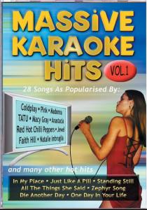 Massive Karaoke Hits 1