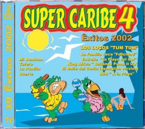 Super Caribe 4 (Duplo)