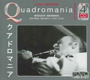 Woody Herman - Saving Myself For You (4CD)