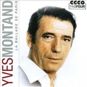 Yves Montand - La Ballade de Paris (4CD)