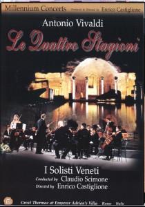 Antonio Vivaldi - Le Quattro Stagioni - DVD