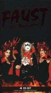 Faust - Goes Rock'n'roll (4CD)