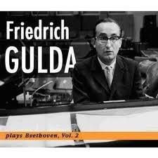 Friedrich Gulda - Gulda Plays Beethoven Vol.2 (2CD)