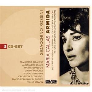 Gioacchino Rossini - Maria Callas: Armida (2CD)