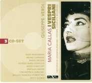 Giuseppe Verdi - Maria Callas: I Vespri Siciliani (3CD)