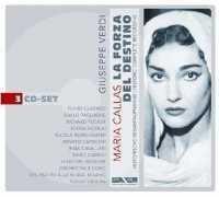 Giuseppe Verdi: Maria Callas - La Forza Del Destino (3CD)