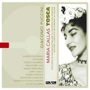Maria Callas - Tosca (2CD)