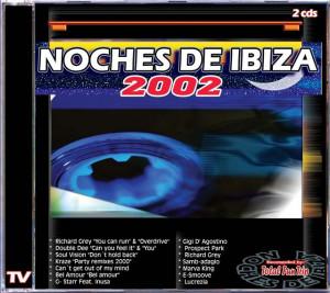 Noches de Ibiza 2002 - Duplo