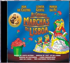 Various Artists - As Grandes Marchas de Lisboa