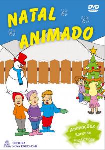 Natal  Animado - Varios DVD