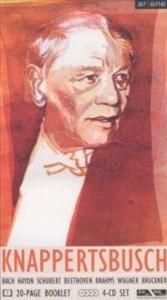 Peter Franz Schubert - Knappertsbusch (4CD)