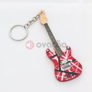 Porta-Chaves Guitarra Van Hallen