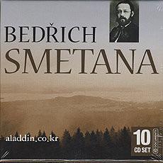 Smetana Bedrich - A Portrait (10 CD)