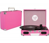 Turntable Portable - Pink