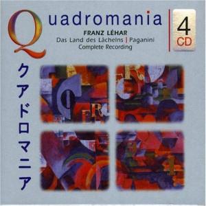 Franz Lehar - Das Land Des Lachelns (4CD)