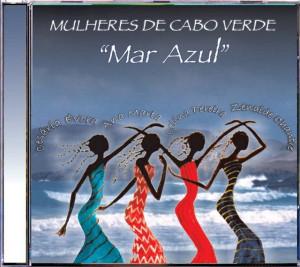 Mulheres de Cabo Verde - Mar Azul