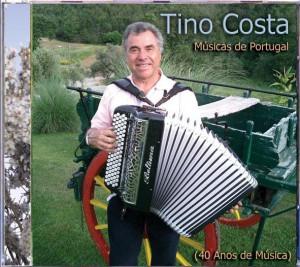 Tino Costa - Músicas de Portugal (40 Anos de Música)