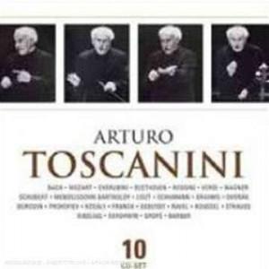 Various Composers - Maestro Arturo Toscanini (10CD)
