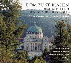 Bernhard Marx - Orgelmusik und Gregorianischer Choral