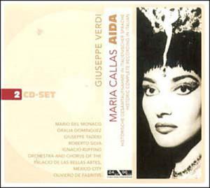 Giuseppe Verdi - Maria Callas: Aida (2CD)
