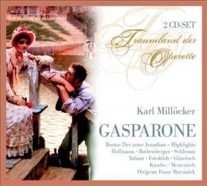 Karl Millcker - Gasparone (2CD)