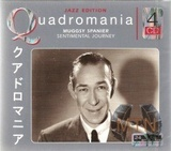 Muggsy Spanier - Sentimental Journey (4 CD)