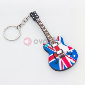 Porta-Chaves Guitarra Noel Gallagher - Oasis