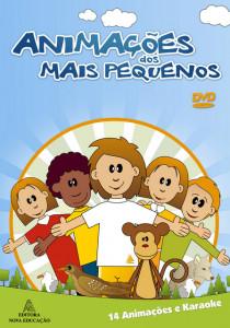 Animações dos Mais Pequenos - DVD