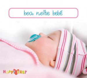 Happy Baby - Boa noite bebé