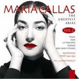 Maria Callas - The Greatest Arias (2CD)