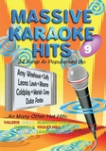 Massive Karaoke Hits 9
