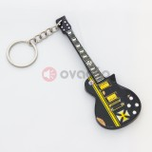 Porta-Chaves Guitarra Hetfield - Metallica - Tron Cross