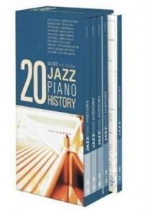 Jazz Piano History (20CD)
