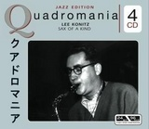 Lee Konitz - Sax of a Kind (4CD)