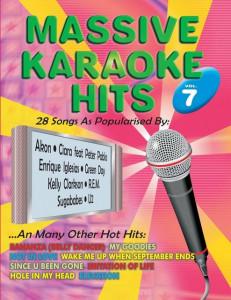 Massive Karaoke Hits 7