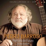 Pedro Barroso - Memória do Futuro (Ao Vivo no Rivoli) CD+DVD