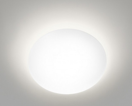 Imagens 31803/31/16 Philips Suede ceiling lamp white Ø 50cm 4x10W 3200lm 4000K IP20