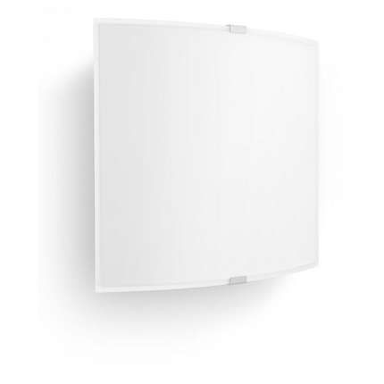 33517/31/16 Philips Nonni wall lamp white LED 1x6W 600lm