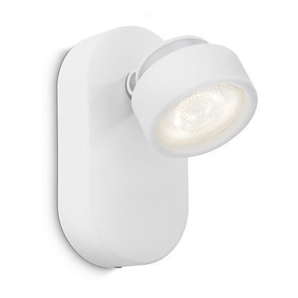 53270/31/16 Philips RIMUS single spot LED white 1x4W SELV