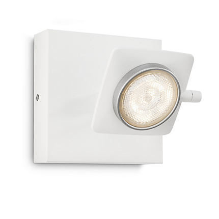 Imagens 53190/31/16 Philips MILLENNIUM single spot LED white 4,5W 500lm Dimável