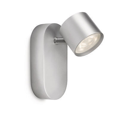 Imagens 56240/48/16 Philips STAR single spot LED aluminium 1x4,5W 500lm