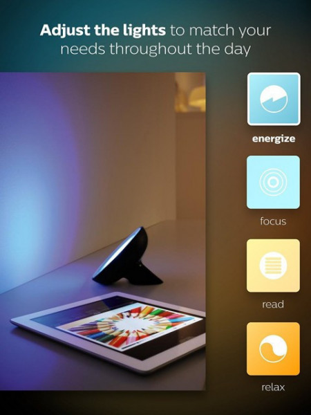 Imagens 72997/60/PH Philips HUE LivingColors BLOOM